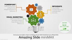 Infografis Amazing Slide miniMAX, workshop infografis & visual marketing, Jakarta & Surabaya Mei 2015.