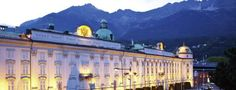 Innsbruck's Shining Imperial Palace...a must see in Innsbruck, Austria