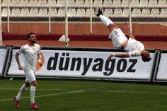 PTT 1. Lig Adana Alanya Maç Görüntüleri