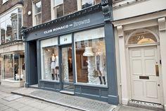 Browns, London. #retail #fashion #clubmonaco