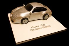 Porsche Cake - the making of | by Sucre Coeur - Eats & Ink