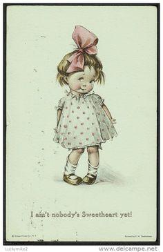 Cartes Postales > Thèmes > Enfants > Cartes humoristiques - Delcampe.net