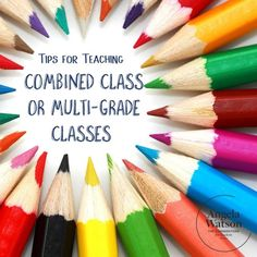 If you're teaching a split class (multi-grade or combined class) and need advice on classroom management and organization, you've come to the right place! You'll find practical tips from teachers who have taught in multi-level classrooms and combined classes at all different grade levels. Tips and tricks from teachers in combined class schools I've invited …