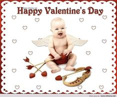 valentine cupid cartoon