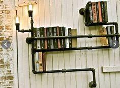 lampade con tubi idraulici - da far fare
