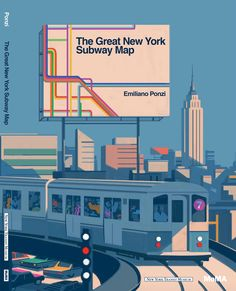 Bekijk dit @Behance-project: 'The Great New York Subway map • Moma 2018' https://www.behance.net/gallery/62132259/The-Great-New-York-Subway-map-Moma-2018
