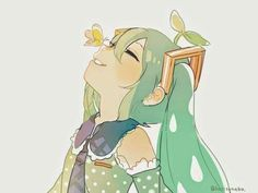 This is my new profile picture!!!! This is the vocoloid Hatsune Miku chan!!!! Isn't this a cute picture??!!!!