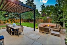 Add shade and style to your outdoor living space with one of these unique structures.