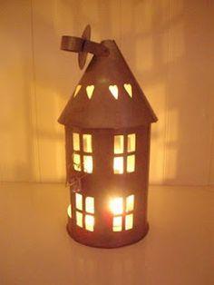 moomin house lantern