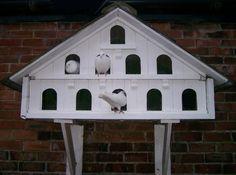 268 Best Dovecotes Images On Pinterest Birdhouses