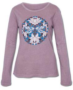 SoulFlower-SALE! Dragonfly Lotus Organic T-Shirt-$30.00