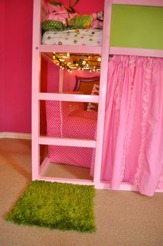 Kura Bed MakeOver--Girls   The Best of Times