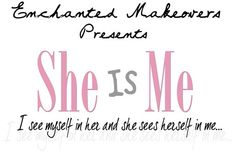 Enchanted Makeovers' mission is to transform shelters for women and children into an environment that inspires psychological and behavioral change.  Think about donating pillowcases to our women's shelter.