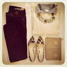 Classy outfit <3