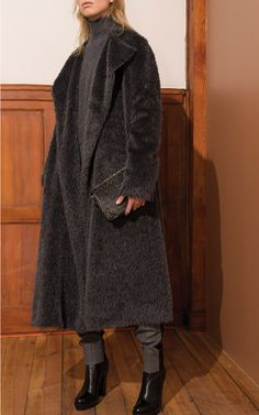 Radical Chic Coat by Dorothee Schumacher, Fall-Winter 2015 (=)