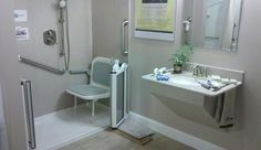 UDS - Accessible Home Modifications  #aginginplace  http://aginginplacewithgrace.com/