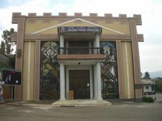 Located Near Hotel El Quijote, Ethiopia (/ˌiːθiˈoʊpiə/; Veranda Cafe, Addis Abeba, Horn Of Africa, Fresh Coffee, Countries Of The World, Ethiopia, Places To Go, Building, Outdoor Decor