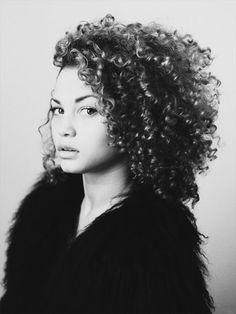 Beautiful Hair - Curly Girls Rock!