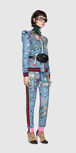 Gucci Look 12 - Women, Pre-fall 2017 Collection