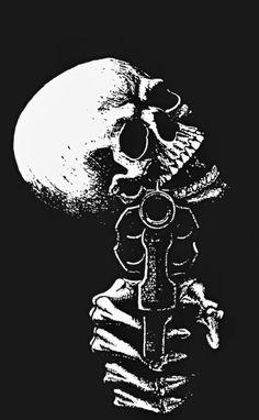 Skull wallpaper, cool wallpaper, wallpaper backgrounds, iphone wallpaper, p Skull Wallpaper, Iphone Wallpaper, Wallpaper Backgrounds, Totenkopf Tattoos, Skeleton Art, Skull Tattoos, Skull And Bones, Skull Art, Dark Art