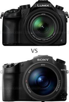 Compare the Panasonic Lumix DMC-FZ1000 vs the Sony Cyber-shot DSC-RX10 III