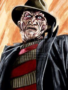 Horror New Nightmare, Nightmare On Elm Street, Horror Villains, Horror Movies, Robert Englund, I Robert, Horror Icons, Freddy Krueger, Fun To Be One