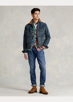 Casual Winter, Winter Style, Vest, Denim, Jackets, Clothes, Down Jackets, Outfits, Clothing