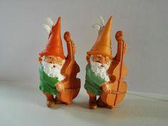 David de Kabouter: Kabouters uit Tirol  Tylorese Gnomes