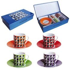 the beatles espresso set