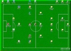 Creative computer desktop
