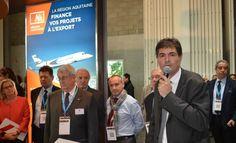 Le Conseil régional d'Aquitaine a organisé jeudi la 2ème édition de la Journée Aquitaine Export au Palais des Congrès de Bordeaux.