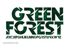 Dark Forst is a Color Font used to entice a reader into text, to create an identity or feeling, or...