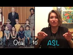A Deaf Woman's Journey From Oralism to ASL -- See Her Success Today - YouTube