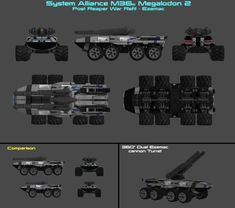 System Alliance Megalodon 2 - Refit Concept Post Reaper War Concept The new Megalodon 2 is a refit of the Megalodon, that incorporate a ne. Mass Effect Ships, Mass Effect Characters, Smoke Screen, Sci Fi Ships, Spaceship Concept, Megalodon, Tank Design, Character Modeling, Electronic Art