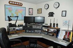 ham radio shack - Google Search