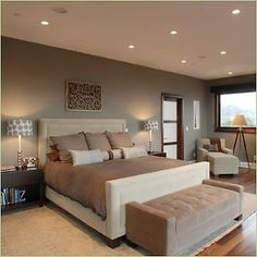 How to decide bedroom colors and decorating tip articles