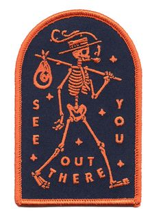 one for the travelers - cosmic, terrestrial, or x merrowed edge with a heat-seal backing incase you don't want to sew it on. made in the USA by a female-owned company. please allow weeks shipping in the US, and abroad. Cute Patches, Pin And Patches, Sew On Patches, Morale Patch, Embroidery Patches, Cute Pins, Stickers, Pin Badges, Cool Stuff