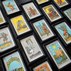 Handmade frame collection by brassandbark on etsy.com #brassandbark #midcentury #midcenturymodern