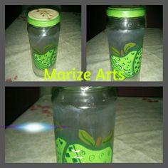 Reciclagem 2016 por Marize Arts