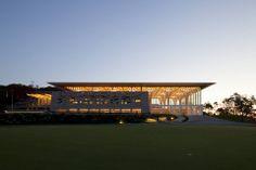 Nine Bridges Country Club | Shigeru Ban Architects - South Korea