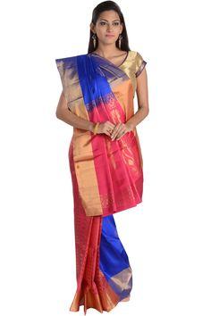 #Kalanjali presenting #Exclusive Retro #Design #Samudrika pattu#saree collection.