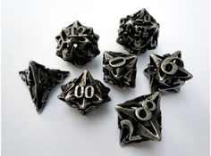 Pinwheel Dice Set with Decader by ceramicwombat on Shapeways. Learn more before you buy, or discover other cool products in Dice. Dungeons And Dragons Dice, Dragon Dies, Funky Nails, Dice Games, Tabletop Games, Tabletop Rpg, Pinwheels, Decir No, Board Games