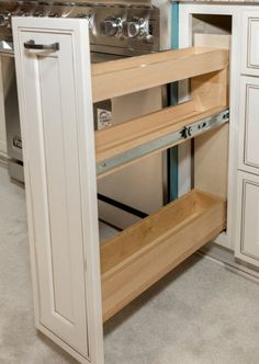 Image Result For J U0026 K Cabinetry Spice Pullout