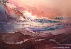 david sorenson watercolor paintings - Google Search