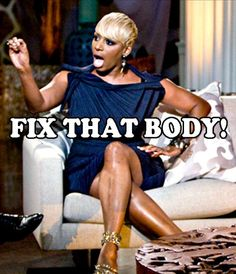 NENE SAYS......  •THE REAL HOUSEWIVES OF ATLANTA•