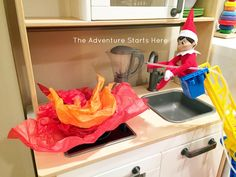 Elf on the Shelf Shenanigans   The Adventure Starts Here