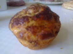 Puffinssi - Resepti | Kotikokki.net French Toast, Muffin, Breakfast, Food, Morning Coffee, Essen, Muffins, Meals, Cupcakes