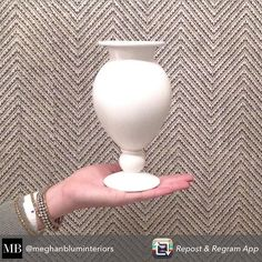 The Cyprus Vase by #globalviews:  little accent vase for any side table or tray.  #interiorstyling #interiordesign #luxuryinteriors #Inspiration #Interiors #Decor #desmoines #clive #Luxury #Luxuryhomes #Luxuryinteriors #minimalistic  #blackandwhite #wallpaper #meghanbluminteriors  #phillipjeffries Repost from @meghanbluminteriors