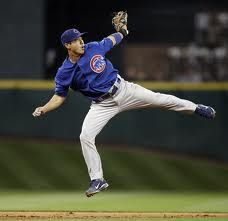 Cubs second baseman Darwin Barney has a 100-game errorless streak, which leads the club's all-time record