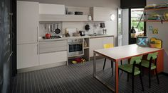 We are the pioneers in Modular Kitchens and are dealers in New Delhi, Gurgaon and India. We are doing Modular kitchen projects and recent constructed kitchens to choose your type. Start Time, Cuisines Design, Building A House, Kitchen Decor, House Plans, Interior Design, Table, Projects, Furniture